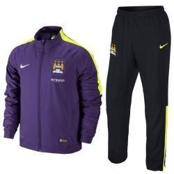 Manchester City chándal de presentacion 2014/15 - Nike