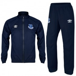 Everton training Presentation Tracksuit 2014/15 - Umbro