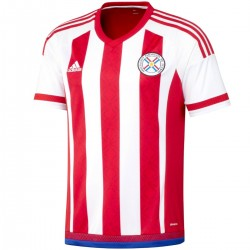 Paraguay National Team Home Fußball Trikot 2015/16 - Adidas