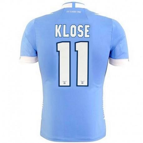SS Lazio Home Football shirt 2013/14 Klose 11 - Macron