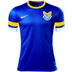 FC Dalian Aerbin Home Fußball Trikot 2013/14 - Nike