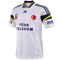 Fenerbahce Away Fußball Trikot 2013/14 - Adidas