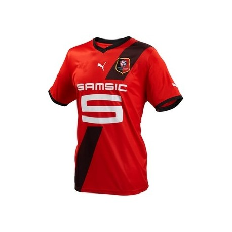 Rennes Football Jersey Stade Rennais 2011/12 Home by Puma