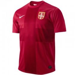 Serbia national team Home football shirt 2013/14 - Nike