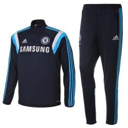 Survetement entrainement bleu FC Chelsea 2014/15 - Adidas