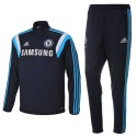 FC Chelsea blue training technical tracksuit  2014/15 - Adidas