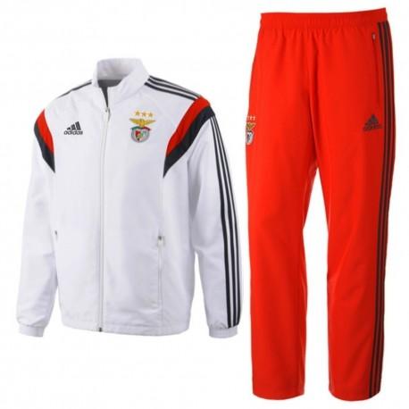 Sl Benfica Adidas Survetement Presentation 201415 Sportingplus Yfg76byvIm