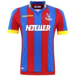 Crystal Palace FC Home football shirt 2014/15 - Macron