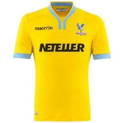 Crystal Palace FC Away football shirt 2014/15 - Macron