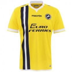 Millwall FC Away football shirt 2014/15 - Macron
