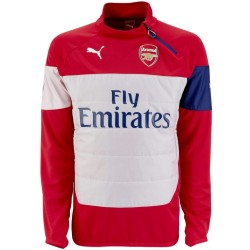 Sweat technique d'entrainement Arsenal 2014/15 - Puma