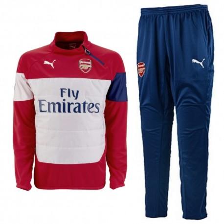 Survetement d'entrainement Arsenal 2014/1