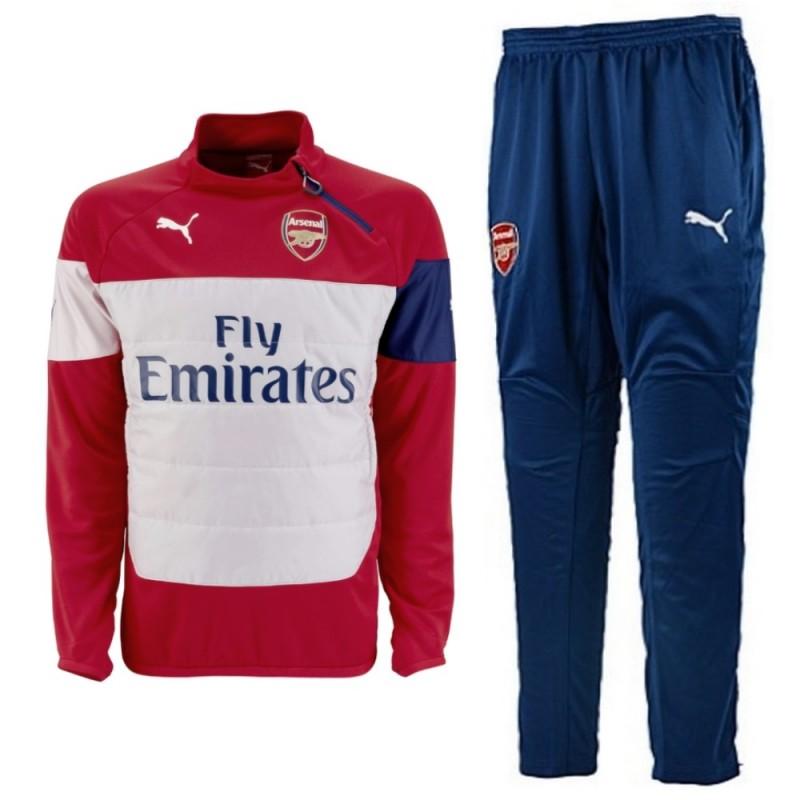 survetement Arsenal Entraînement