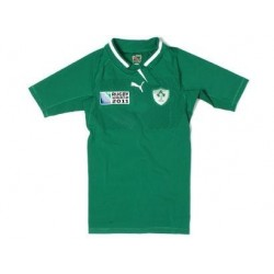 Ireland Rugby jersey 2011/12 Home World Cup 2011 by Pumas Players Test