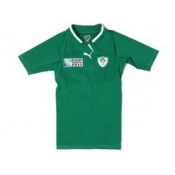 Irland Rugby Trikot 2011/12 Home WM 2011 von Pumas Spieler Test
