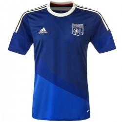 Olympique de Lyon segunda camiseta 2014/15 - Adidas
