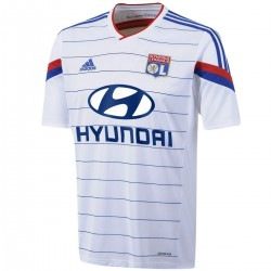 Olympique de Lyon Home football shirt 2014/15 - Adidas
