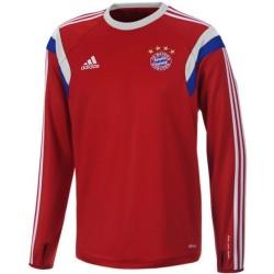 Sudadera de entrenamiento Bayern Munich 2014/15 - Adidas