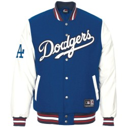 MLB Los Angeles Dodgers giacca Beecroft - Majestic