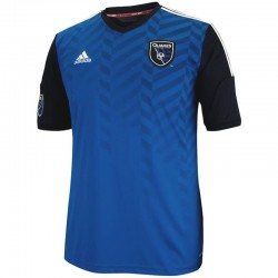 San Jose Earthquakes Home football shirt 2015 - Adidas