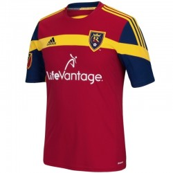 Real Salt Lake Home football shirt 2015 - Adidas
