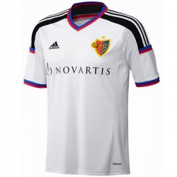 FC Basel Away football shirt 2014/15 - Adidas