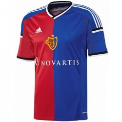 FC Basel Home football shirt 2014/15 - Adidas