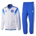 Survetement de presentation Olympique Marseille 2014/15 - Adidas
