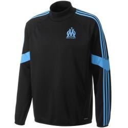 Sweat top technique entrainement UEFA Olympique Marseille 2014/15 - Adidas