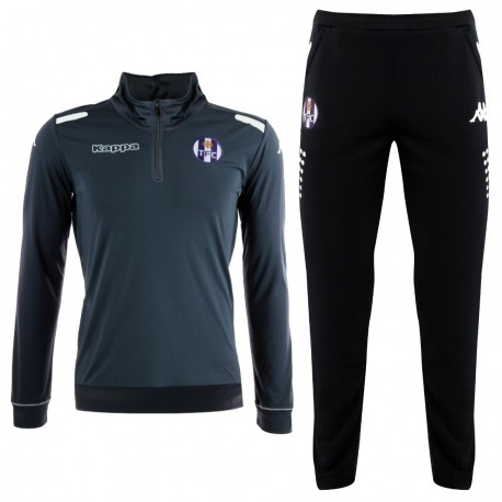 FC Toulouse technical training tracksuit 2014/15 - Kappa
