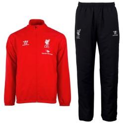 Survetement de presentation FC Liverpool 2014/15 - Warrior