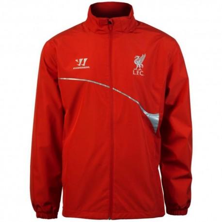 Liverpool FC training rain jacket 2014/15 - Warrior