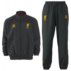 Liverpool FC grau training präsentationsanzug 2014/15 - Warrior