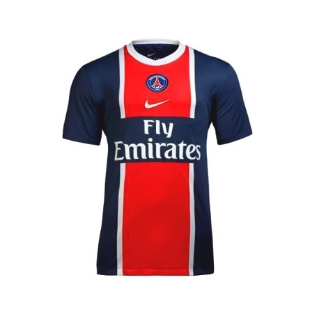Maillot du PSG - Paris Saint Germain Accueil Nike 11/12