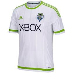 Seattle Sounders segunda camiseta 2015 - Adidas