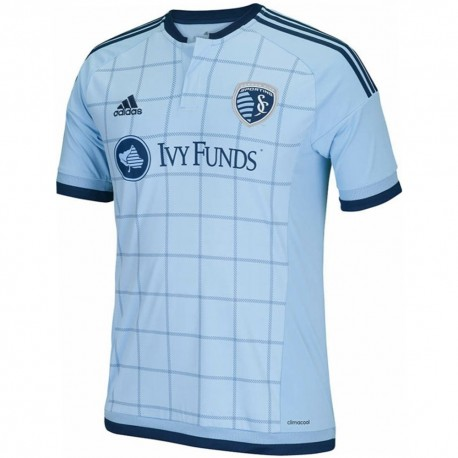 Sporting Kansas City Home football shirt 2015 - Adidas