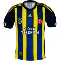 Fenerbahce Home Fußball Trikot 2012/13 Player Issue - Adidas