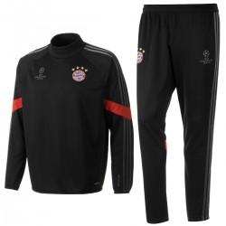 Bayern Munich UCL technical training tracksuit 2014/15 - Adidas