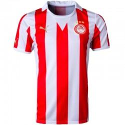 Maillot de foot FC Olympiakos Pirée domicile 2011/12 - Puma