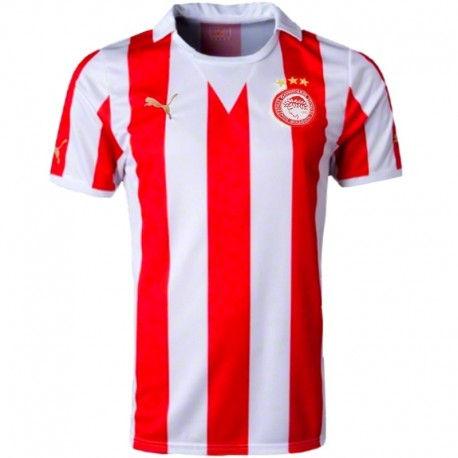 Olympiacos Piraeus FC Home football shirt 2011/12 - Puma