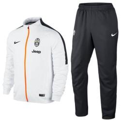 Juventus Turin Präsentation Trainingsanzug 2015 weiss - Nike