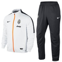 Survetement de presentation blanc Juventus 2015 - Nike