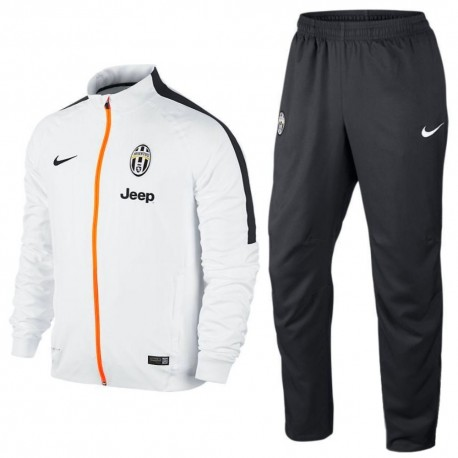 online here new arrival new specials Juventus Turin Präsentation Trainingsanzug 2015 weiss - Nike ...