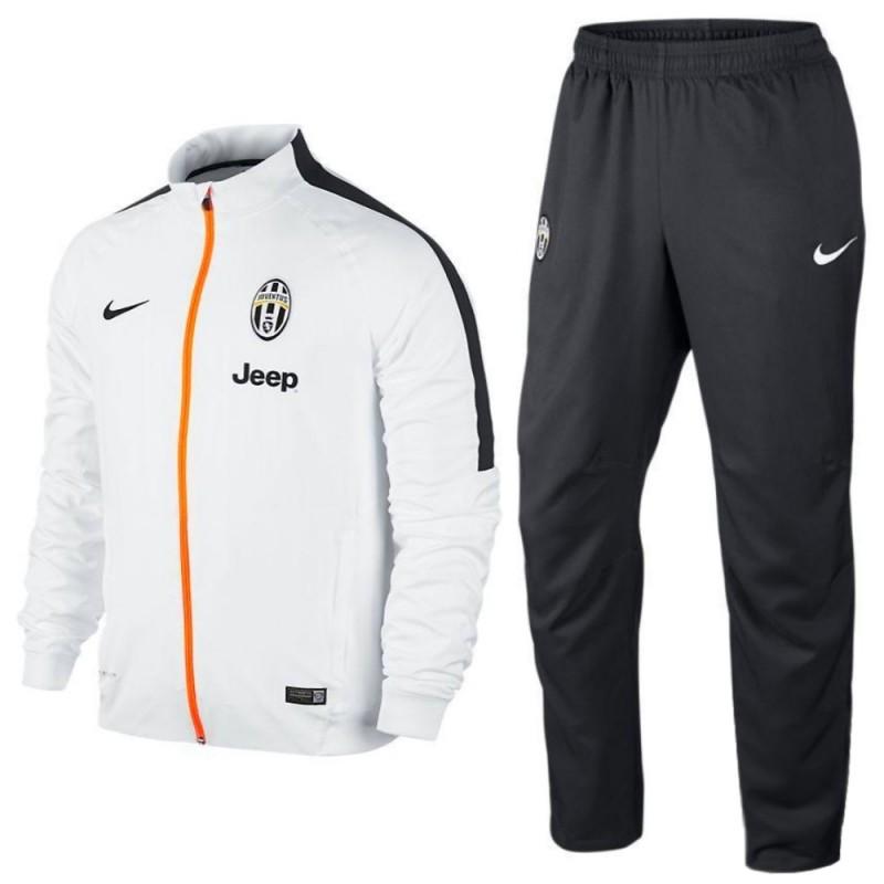 Nike Survetement Presentation Blanc De 2015 Juventus f76yYbg