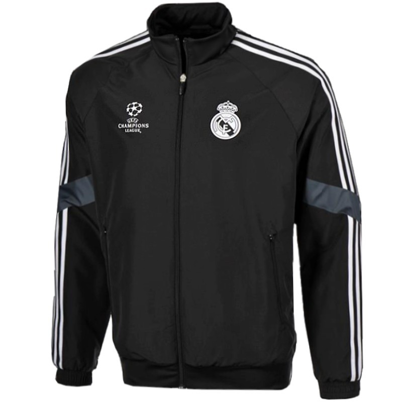 Presentacion Champions League 201415 Chandal Real Madrid De OnC5q