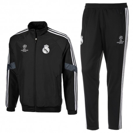 Chandal de presentacion Real Madrid Champions League 2014 15 - Adidas 461d1002fc063