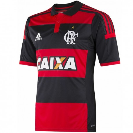 CR Flamengo Home football shirt 2014 15 - Adidas - SportingPlus ... 1a5b6c1b9
