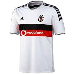 Camiseta de futbol Beşiktaş JK segunda 2014/15 - Adidas