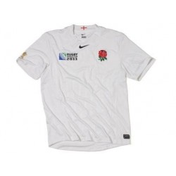 Rugby Angleterre Jersey 2011/12 domicile World Cup 2011 de Nike