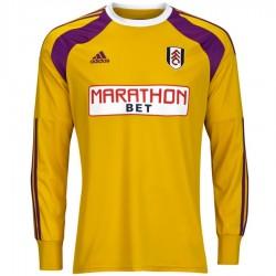 Fulham FC Away Fußball torwart Trikot 2014/15 - Adidas